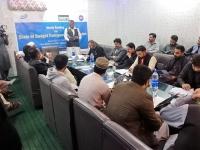 Munawar-Field-Coordinator-MASRO-welfare-trust-sharing-the-importance-of-budget-transparency