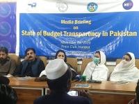 Ambreen-Program-Coordinator-IRIS-Welfare-Trust-while-responding-to-the-question-regarding-budget-making-process