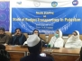 Media Briefing on State of Budget Transparency in Pakistan - Haripur