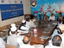 Media Briefing on State of Budget Transparency in Pakistan - Karak