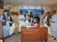 Lunching-of-State-of-Budget-Transparency-in-Pakistan-Report-2020-at-Press-Club-Kamber-–-Shahdadkot