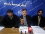 Press Conference on Charter of Demands on Budget Making and Implementation in Pakistan - Battagram