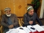 Press Conference on Charter of Demands on Budget Making and Implementation in Pakistan - Swabi