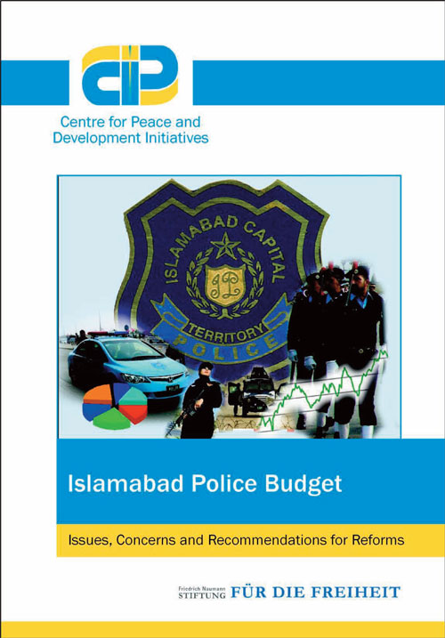 Islamabad Police Budget