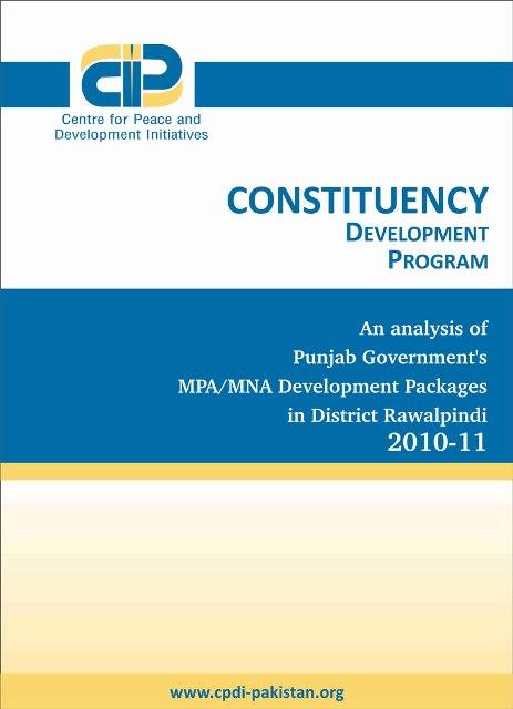 Constituency Development Program