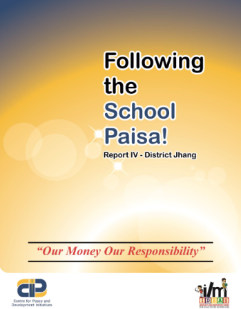 Following the School Paisa Report IV Jhang