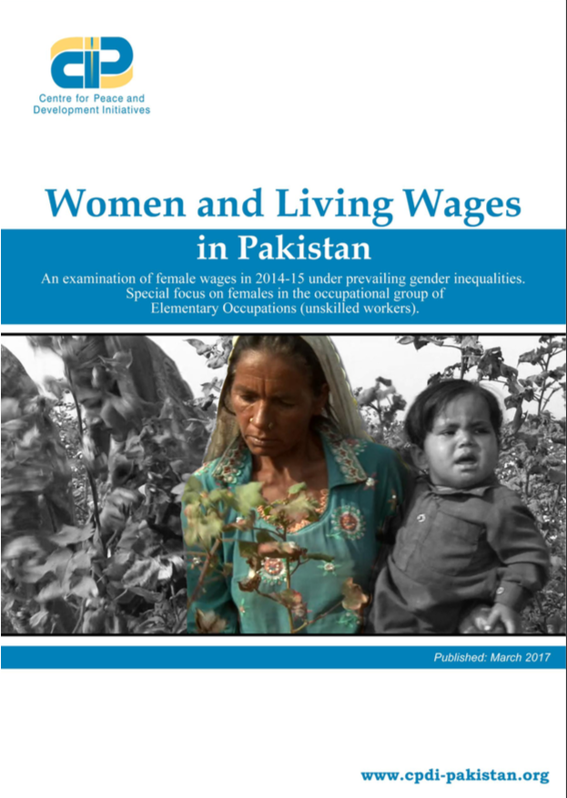 Women & Living Wages in Pakistan