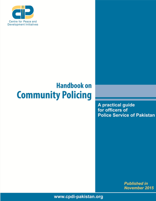 Handbook on Community Policing