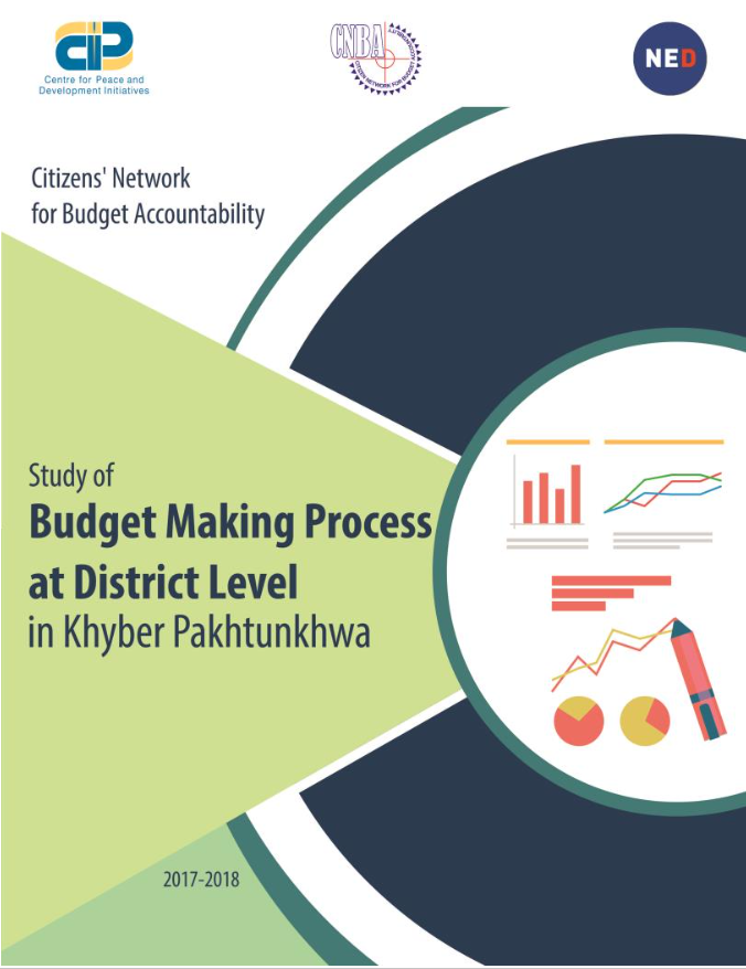 Study of Budget Making Process at District Level in Khyber Pakhtunkhwa