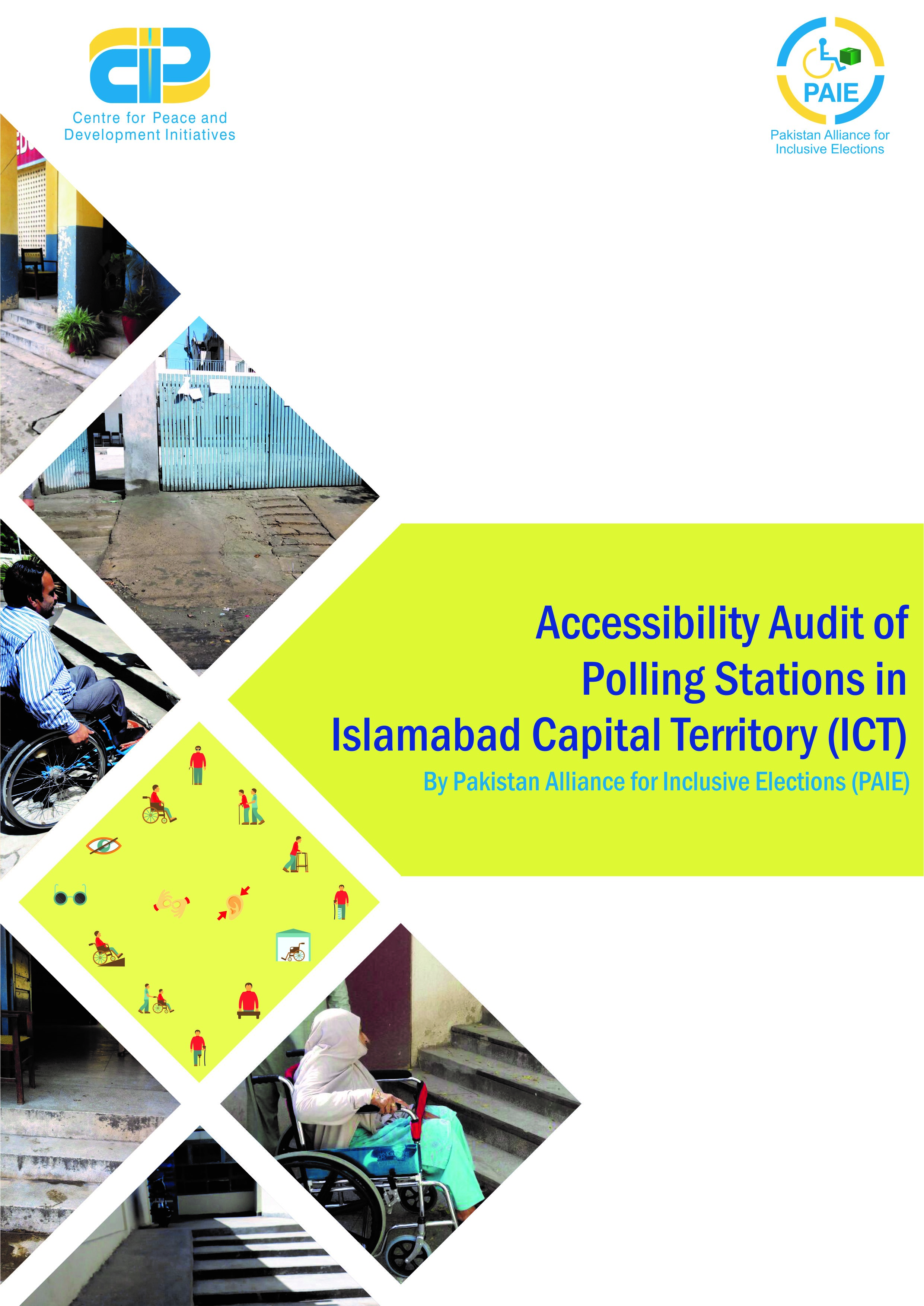 Accessibility Audit of Polling Stations in Islamabad