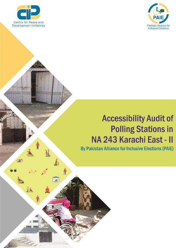 Accessibility Audit Report NA-243 Karachi East-II
