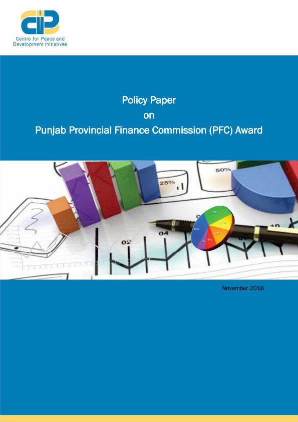 Policy Paper Punjab PFC Award