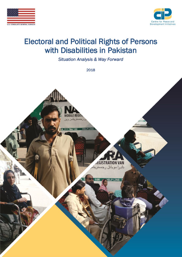 Electoral and Political Rights of Persons with Disabilities in Pakistan