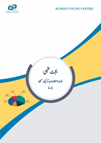 Budget Fehmi - How to understand budget terminologies